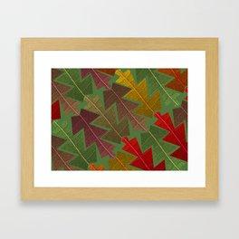 MAGIC FOREST 1 Framed Art Print