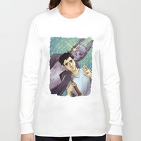 donnie darko Long Sleeve T-shirts featuring Donnie Darko by Andy Isabel