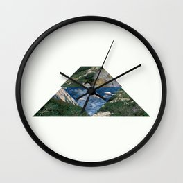 RIVER HILL Wall Clock