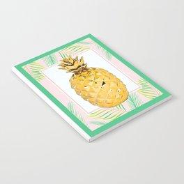 Pineapple Card Notebook