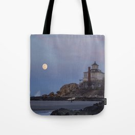 Surf's Over Tote Bag