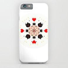 Cat Mandala 1 Slim Case iPhone 6s