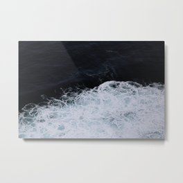 Paint like the Ocean Metal Print