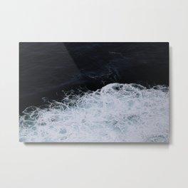 Paint like the Ocean Metal Print