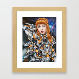 Felis-021 Framed Art Print