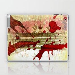 Halloween Abstract Laptop & iPad Skin