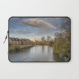 The River Severn Laptop Sleeve