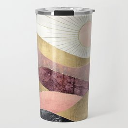 Blush Sun Travel Mug