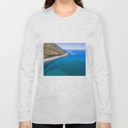 cable bay blue lagune Long Sleeve T-shirt