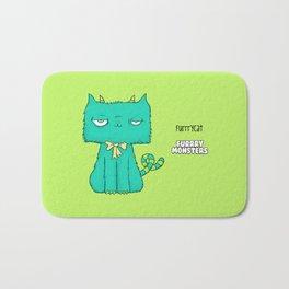 Furrrycat Bath Mat