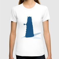 dalek T-shirts featuring Dalek by Taylor Starnes