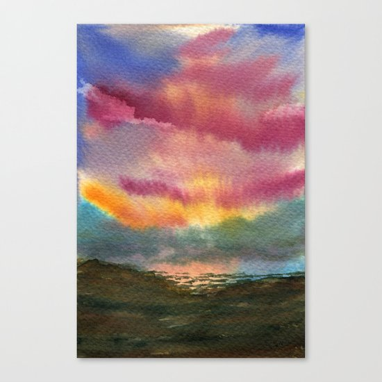 Otherwhere Canvas Print