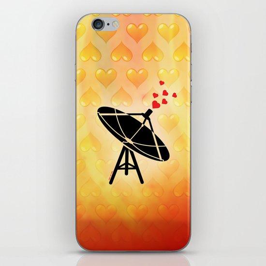 Love Antenna iPhone & iPod Skin