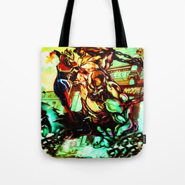 Battle Tote Bag