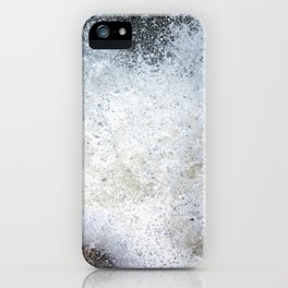 Implosion I iPhone Case