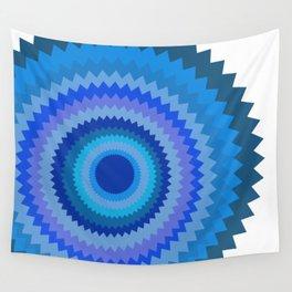 Blue Devil Wall Tapestry