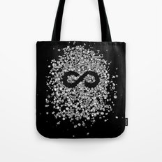 Diamonds are Forever Tote Bag