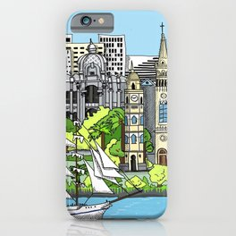 Guayaquil iPhone Case