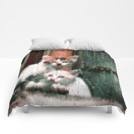Far From Home Comforters