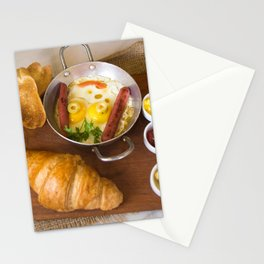 Beautiful Food by Khaled Mohamed Stationery Cards