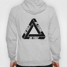 Penrose Triangle Hoody