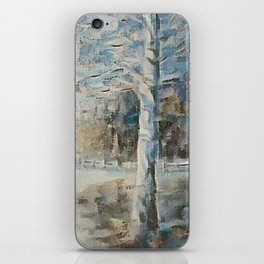 """Winter In The Country"" iPhone Skin"