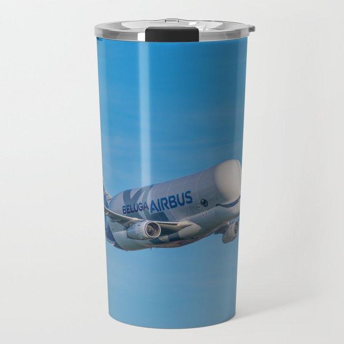 Airbus Beluga XL supertransporter Travel Mug