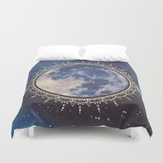 moon #2 Duvet Cover
