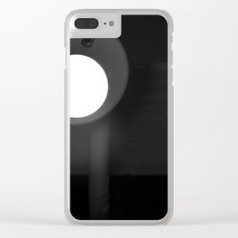Uncanny Clear iPhone Case