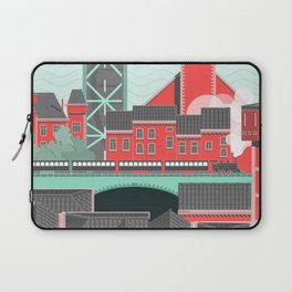 Townscape Laptop Sleeve