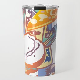 Junk Food Travel Mug