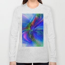 Abstract Composition 22 Long Sleeve T-shirt