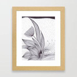 Shelter Me Framed Art Print