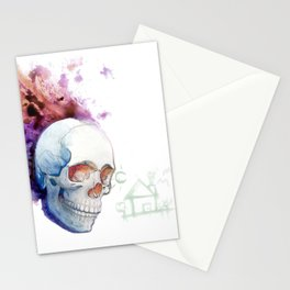 """""""If You Can't See That, It's Your Failing -- Not Mine."""" Stationery Cards"""