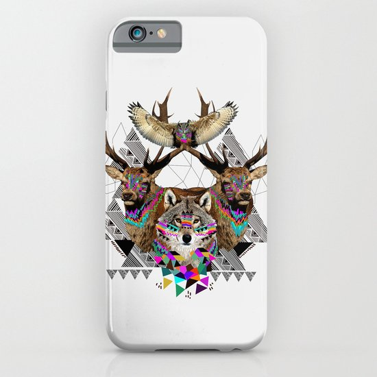 ▲FOREST FRIENDS▲ iPhone & iPod Case