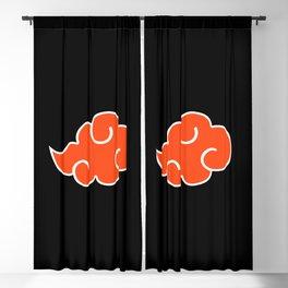 Akatsuki Clan Blackout Curtain
