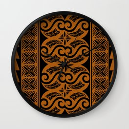 King Kama Wall Clock