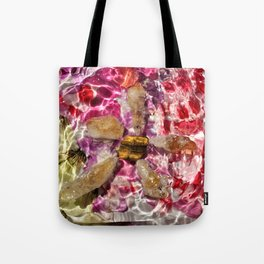 Rockstar of Spring Tote Bag