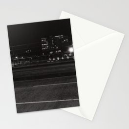 Street Light Stationery Cards