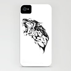 Tiger Growl Slim Case iPhone (4, 4s)