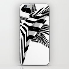 'Untitled #03' iPhone & iPod Skin