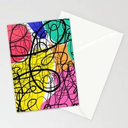 Melodic Stationery Cards