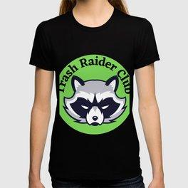 Trash Raider Club - Green T-shirt