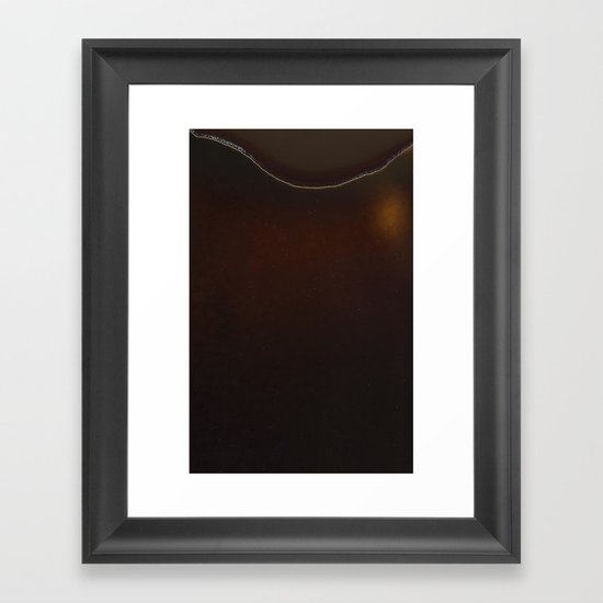 Pure Chemistry 07 Framed Art Print