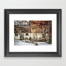 Shabby Chic Framed Art Print