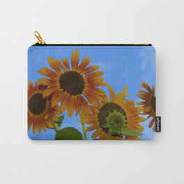 never trust a perfect sunflower Carry-All Pouch