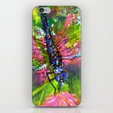 Title: painting - Dragonfly iPhone & iPod Skin