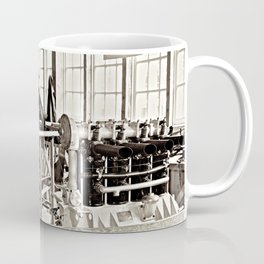 Aviation Science Coffee Mug