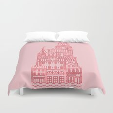 Copenhagen (Cities series) Duvet Cover
