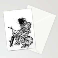 Void in Space (Blk) Stationery Cards